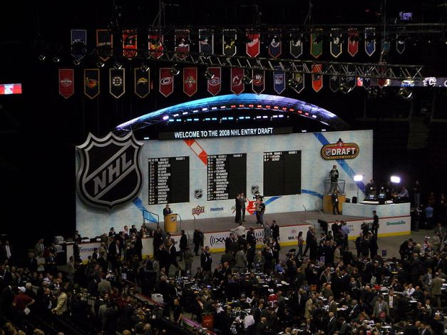 NHL Entry Draft 2008