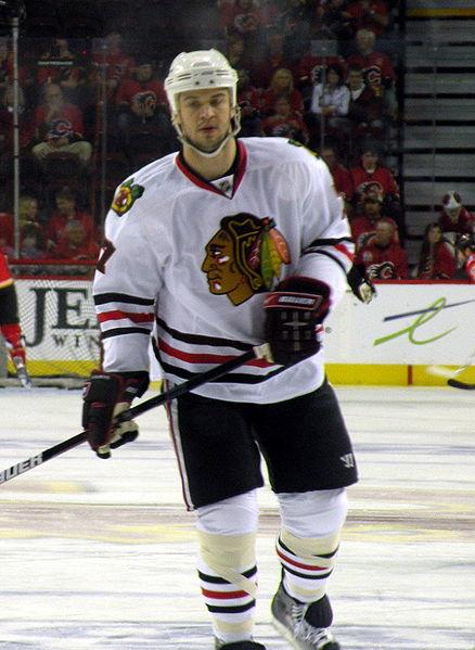 Brent Seabrook NHL Chicago Blackhawks