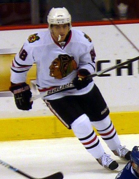Patrick Kane NHL Chicago Blackhawks