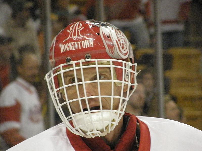 Dom Hasek NHL
