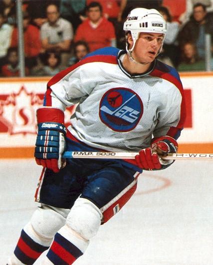 Dale Hawerchuk Winnipeg