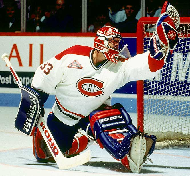 Patrick Roy Montreal NHL