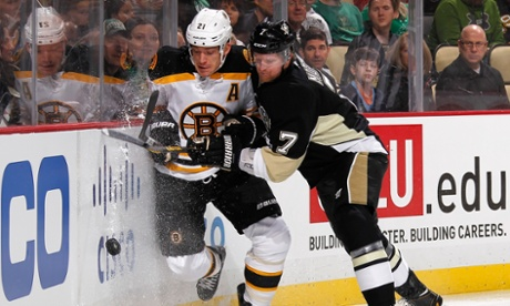 Boston could be in trouble if they meet a team like Pittsburgh.  Image courtesy of guardian.co.uk.