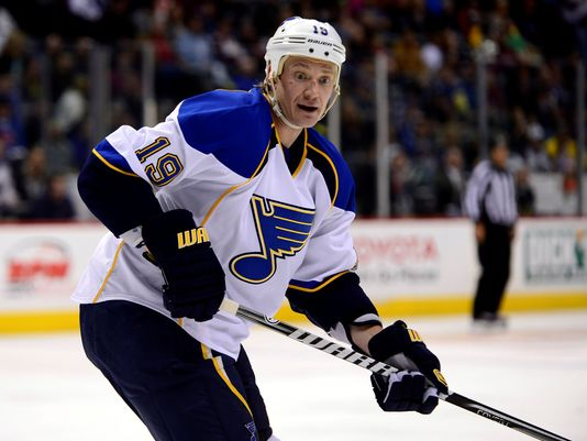 The ever-reliable Jay Bouwmeester.  Image courtesy of usatoday.com.