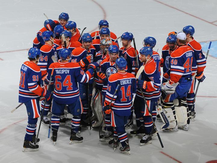 oiler team 2013