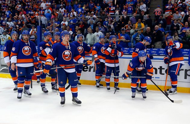 The Islanders put forth a valiant effort, but it wasn't enough. Image courtesy of sports.yahoo.com.