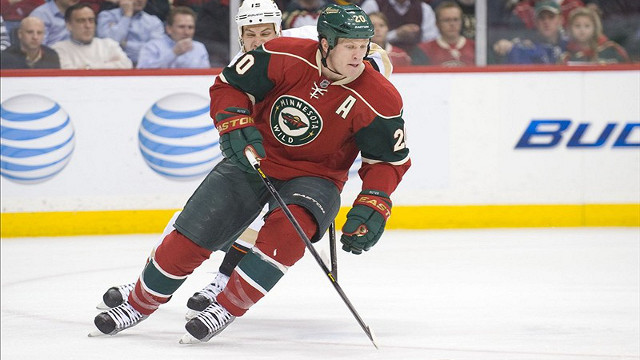 Ryan Suter led all defenceman in total time on ice. (Courtesy of rantsports.com)