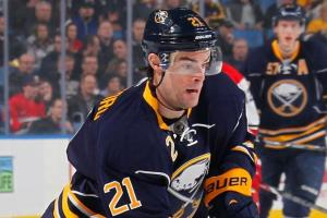 The Sabres will need Drew Stafford to be more dominant moving forward. (Image courtesy of bleacherreport.com)
