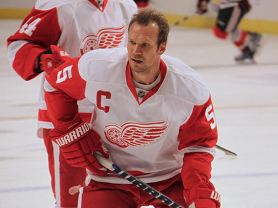 Many wondered how Detroit would replace their legendary captain, have they? (Image courtesy of businessinsider.com)