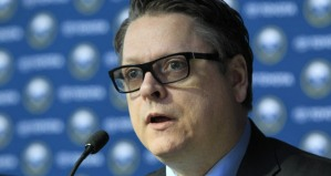 GM Tim Murray has dealt his hand and only time will tell if his decisions were the right ones. (Image courtesy of o.canada.com)