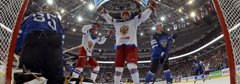 Russia wins WC