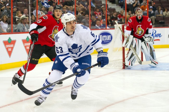 NHL: Preseason-Toronto Maple Leafs at Ottawa Senators