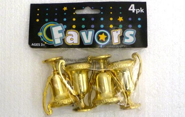 tiny trophies