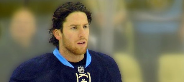 """""""2011-03-12 James Neal"""" by Michael Miller - Own work. Licensed under Creative Commons Attribution-Share Alike 3.0 via Wikimedia Commons - http://commons.wikimedia.org/wiki/File:2011-03-12_James_Neal.jpg#mediaviewer/File:2011-03-12_James_Neal.jpg"""